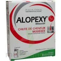 ALOPEXY 50 mg/ml S appl cut 3Fl/60ml à Vierzon
