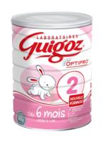 GUIGOZ 2 Lait pdre B/800g à Vierzon
