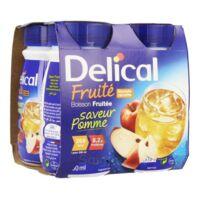 DELICAL BOISSON FRUITEE Nutriment pomme 4Bouteilles/200ml à Vierzon
