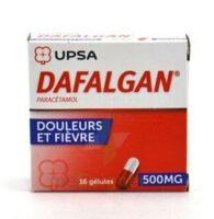 DAFALGAN 500 mg Gélules 2plq/8 (16) à Vierzon