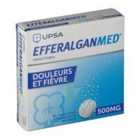 EFFERALGANMED 500 mg, comprimé effervescent sécable à Vierzon