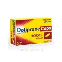 DOLIPRANECAPS 1000 mg Gélules Plq/8 à Vierzon