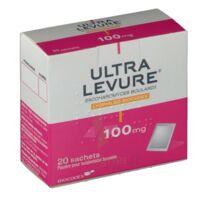 Ultra-levure 100 Mg Poudre Pour Suspension Buvable En Sachet B/20 à Vierzon