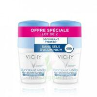 Vichy Déodorant sans sels d'aluminium 48H 2 Billes/50ml à Vierzon