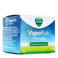 VICKS VAPORUB, pommade 50g à Vierzon