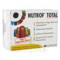Nutrof Total Caps visée oculaire B/60 à Vierzon