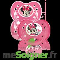 Dodie Disney Sucette anatomique silicone +6mois minnie Lot/2 à Vierzon