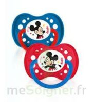 Dodie Disney sucettes silicone +18 mois Mickey Duo à Vierzon