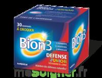 Bion 3 Défense Junior Comprimés à Croquer Framboise B/30 à Vierzon
