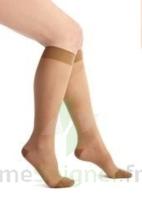Thuasne Venoflex Secret 2 Chaussette femme beige doré T2L à Vierzon
