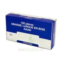 Cooper Abaisse-langue Bois Adulte B/100 à Vierzon