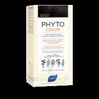 Phytocolor Kit coloration permanente 3 Châtain foncé à Vierzon