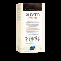 Phytocolor Kit coloration permanente 4.77 Châtain marron profond à Vierzon