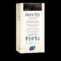 Phytocolor Kit coloration permanente 5 Châtain clair à Vierzon