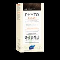Phytocolor Kit coloration permanente 5.7 Châtain clair marron à Vierzon