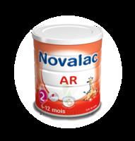 Novalac AR 2 Lait poudre antirégurgitation 2ème âge 800g à Vierzon
