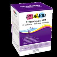 Pédiakid Probiotiques 10M Poudre 10 Sachets à Vierzon