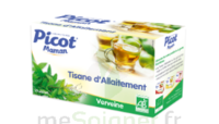 Picot Maman Tisane d'allaitement Verveine 20 Sachets à Vierzon
