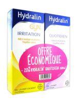 Hydralin Quotidien Gel Lavant Usage Intime 200ml+gyn 200ml à Vierzon