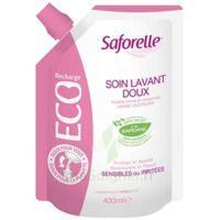 Saforelle Solution soin lavant doux Eco-recharge/400ml à Vierzon