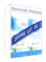Physiomer Solution nasale adulte enfant 2*Sprays/135ml à Vierzon