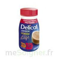 DELICAL BOISSON HP HC CONCENTREE Nutriment café 4Bouteilles/200ml à Vierzon