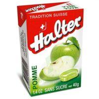 Halter sans sucre Bonbon pomme B/40g à Vierzon