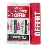 Neutrogena Stick Lèvres lot de 3 à Vierzon