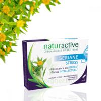 Naturactive Seriane Stress 30gélules à Vierzon