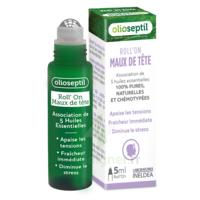 Olioseptil Huile Essentielle Maux De Tête Roll-on/5ml à Vierzon