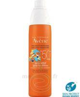 Acheter Avène Eau Thermale SOLAIRE Spray enfant 50+ 200ml à Vierzon