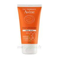 Acheter Avène Eau Thermale SOLAIRE Crème SPF 30 50ml à Vierzon