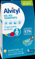 Alvityl Sucette Mal Des Transports B/10 à Vierzon