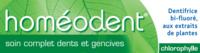 Boiron Homéodent Soin Complet Dents Et Gencives Pâte Dentifrice Chlorophylle 2t/75ml à Vierzon
