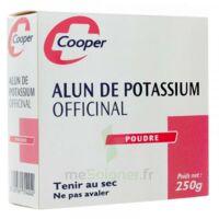 Cooper Alun Potassium Poudre B/250g à Vierzon
