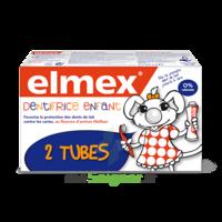 Elmex Duo Dentifrice Enfant, Tube 50 Ml X 2 à Vierzon
