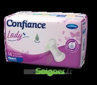 Confiance Lady Protection Anatomique Incontinence 4 Gouttes Sachet/14 à Vierzon