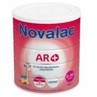 Novalac Expert Ar + 6-36 Mois Lait En Poudre B/800g à Vierzon