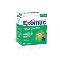 Exomuc 200 Mg, Granulés Pour Usage Oral En Sachet 15 Sachets/2g à Vierzon