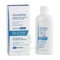 Ducray Squanorm Shampooing Pellicule Grasse 200ml à Vierzon