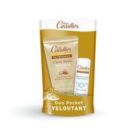 Rogé Cavaillès Nutrissance Pocket Crème Mains Douceur + Baume Lèvres Réparateur 30ml + 5,5g Edition Limitée à Vierzon