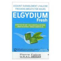 Elgydium Fresh Pocket 12 Pastilles à Vierzon